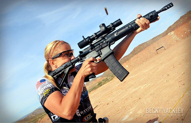 Brownells Lady 3 Gun Challenge Showcases Shooting's Rising Female Stars