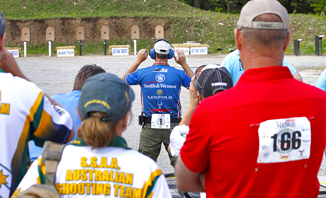 2015 MidwayUSA & NRA Bianchi Cup Begins Tomorrow