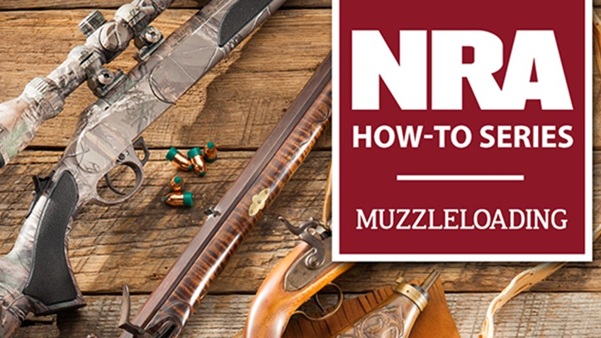 Dive Into Muzzleloading With The New NRA How-To Series
