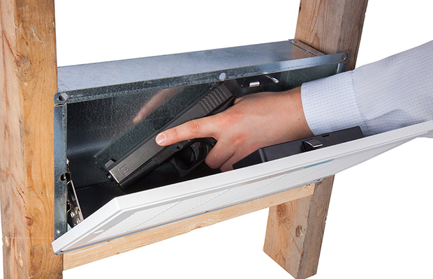 Fast, Unrestricted Access to Your Firearm With NRAstore's Quick Vent Safe