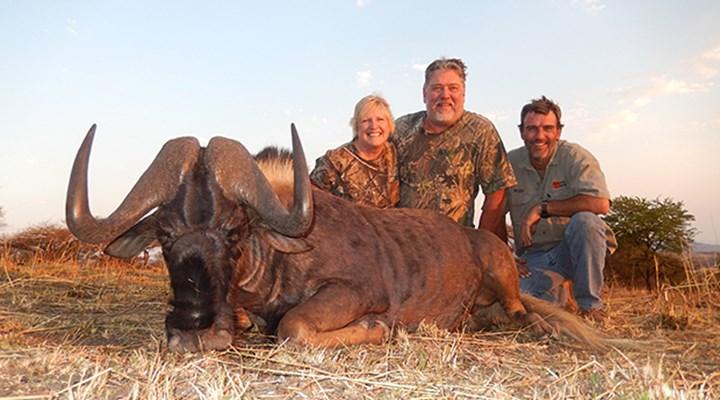 Numzaan Safaris Helps Shooting Sports as Friends of NRA Sponsor