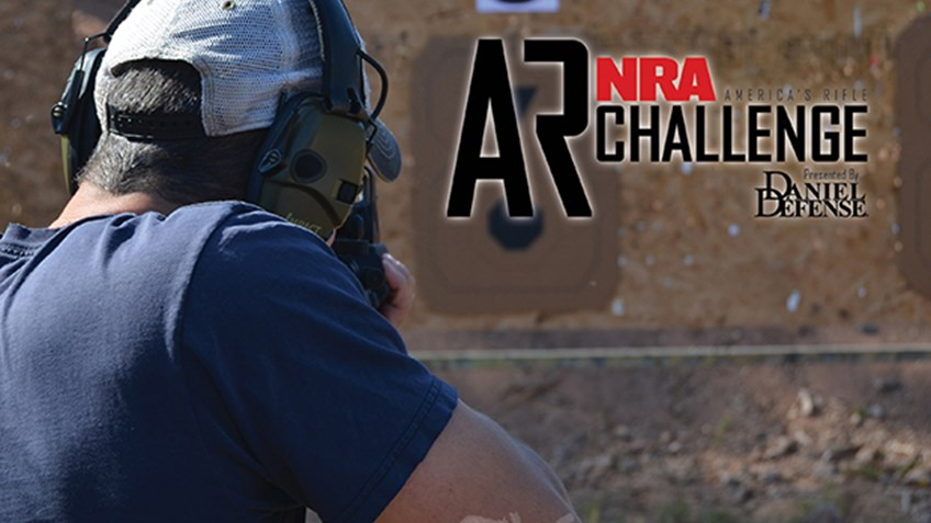 NRA America's Rifle Challenge Develops Practical Shooting Skills In Fun Environment