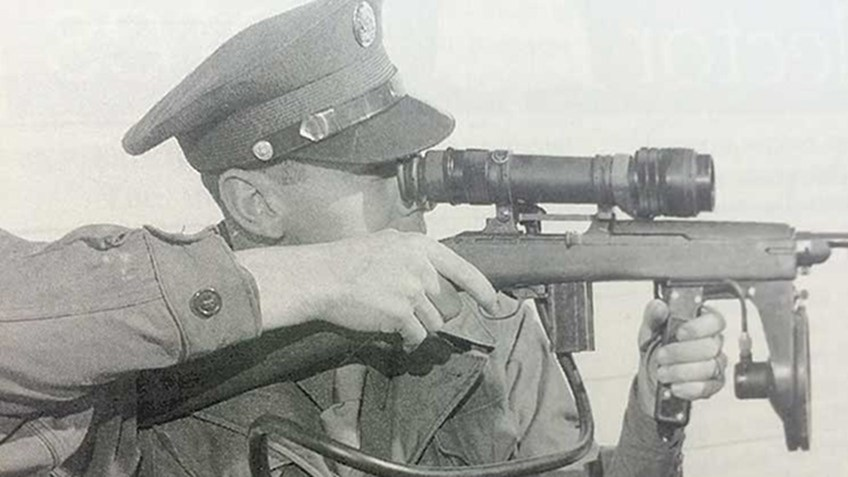 American Rifleman Has 10 Things You Didn't Know About the M1 Carbine