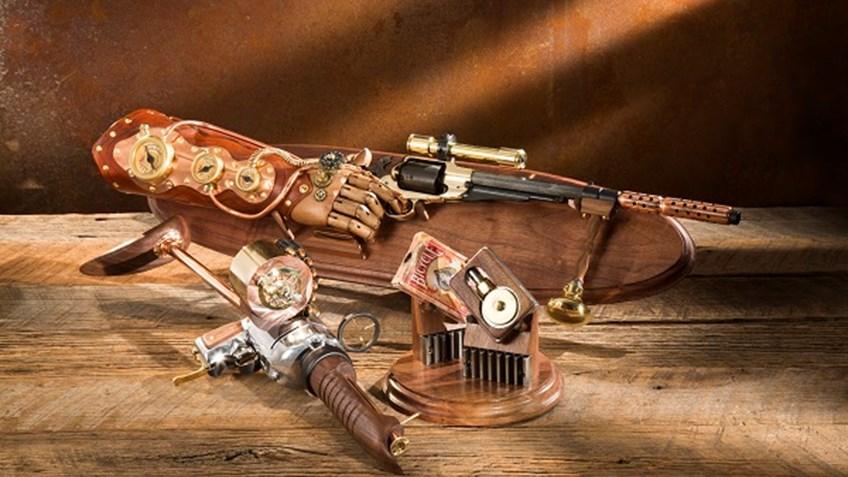 The NRA National Firearms Museum unveils unique new exhibit
