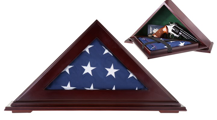 New American Flag Concealment Case at NRAstore just in time for Father's Day
