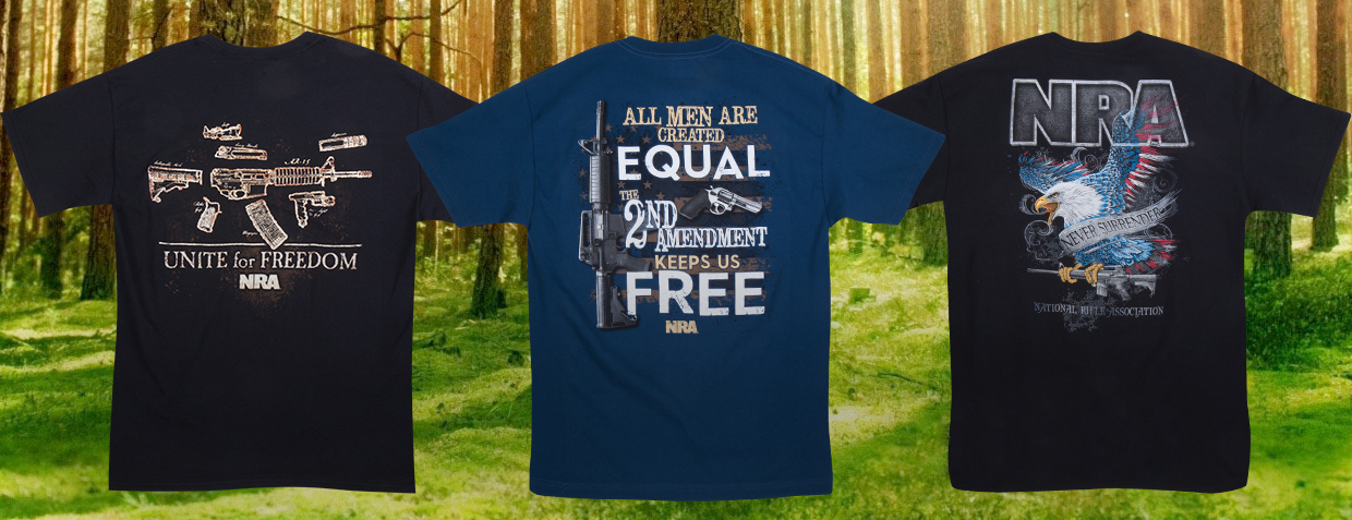 NRAstore Rolls Out 3 New Shirts For Summer
