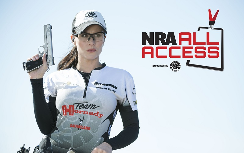 Season 4 of NRA All Access Premieres Wednesday July 1