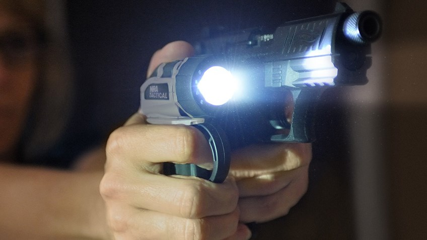Prepare for Any Scenario With the NRA Tactical TORQ Light