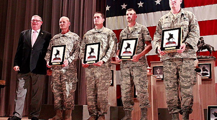 Civilian and Service teams earn accolades at NRA Long Range Championships