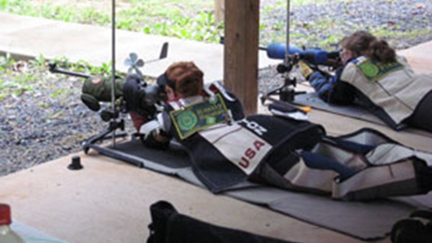National Air Gun Champ continues success at MIT