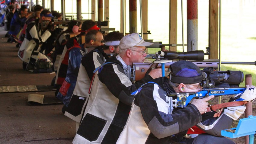 2015 NRA National Rifle and Pistol Championships Kick Off