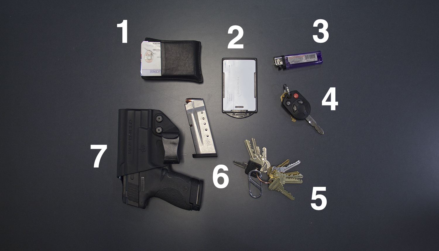 What Are You Carrying Today?: NRA Employee