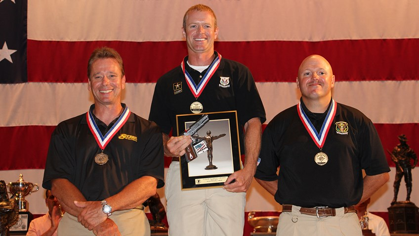 SFC Brandon Green Takes 2015 NRA National High Power Rifle Championship