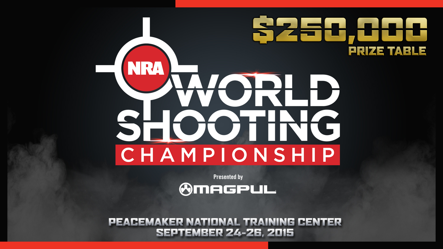 NRA World Shooting Championship Presented by Magpul Coming This September