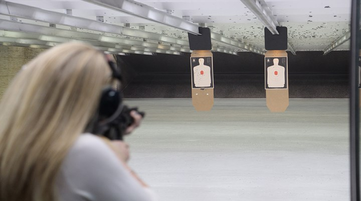 Female Shooters on the Rise