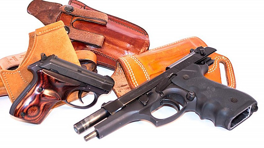 10 Things You Learn by Carrying a Gun Every Day