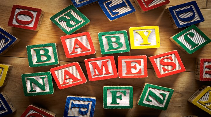 What Your Baby's Name Says About You