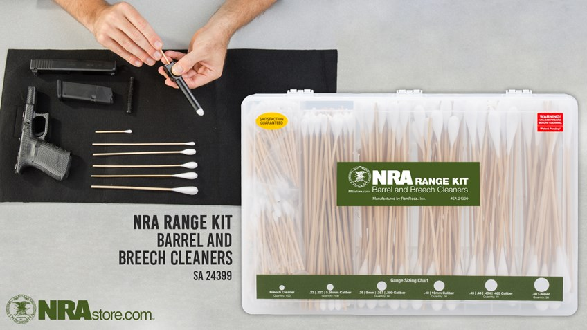 Be Ready For Hunting Season With The New NRA Range Kit