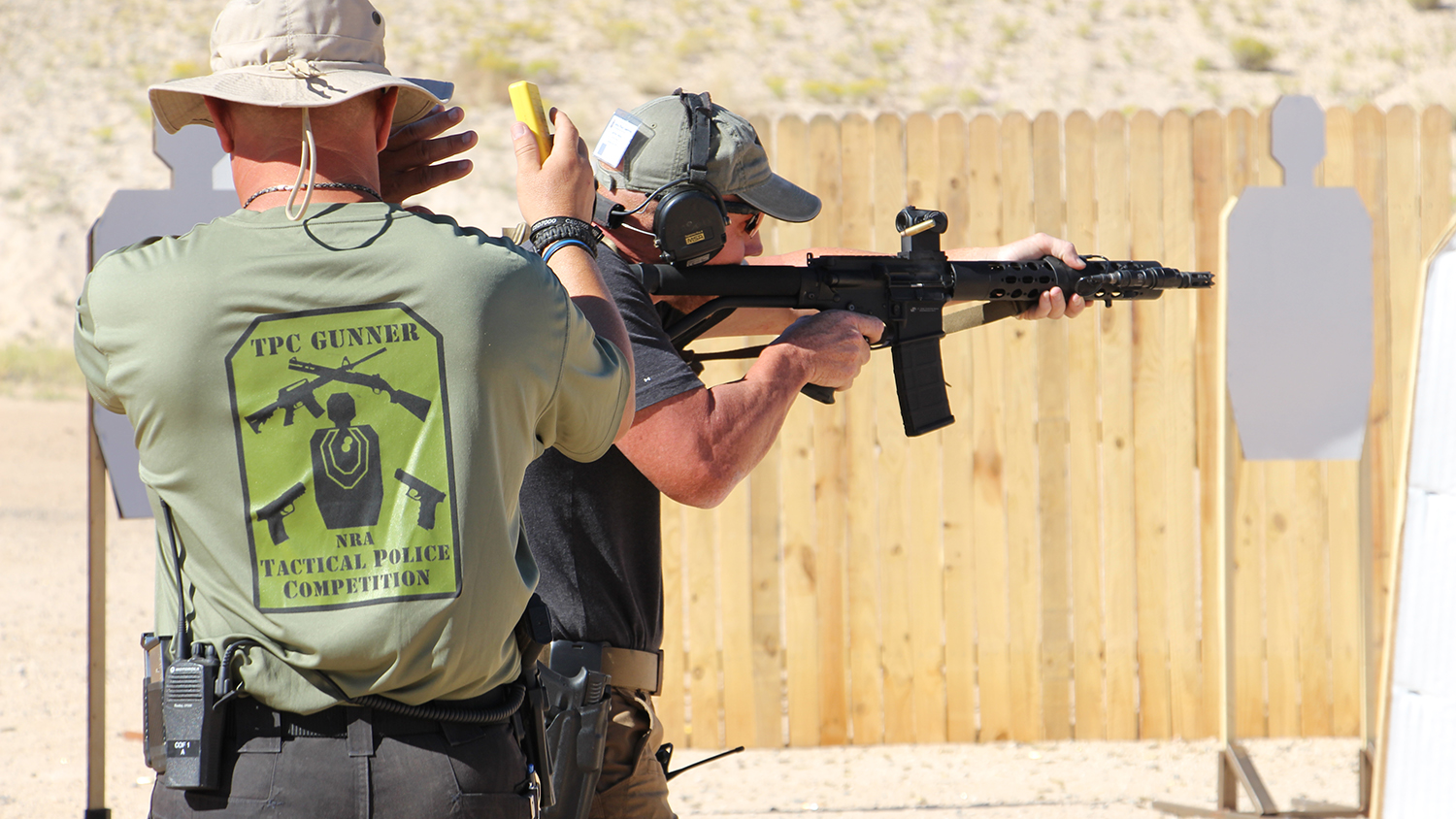 Officers Put Their Skills to the Test at Tactical Police Competition