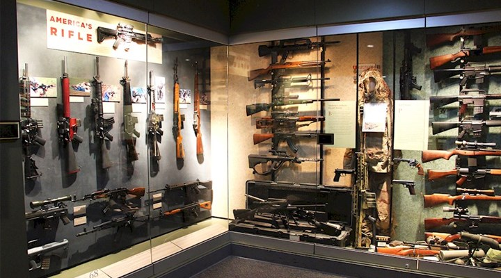 Visitors Love NRA Museums