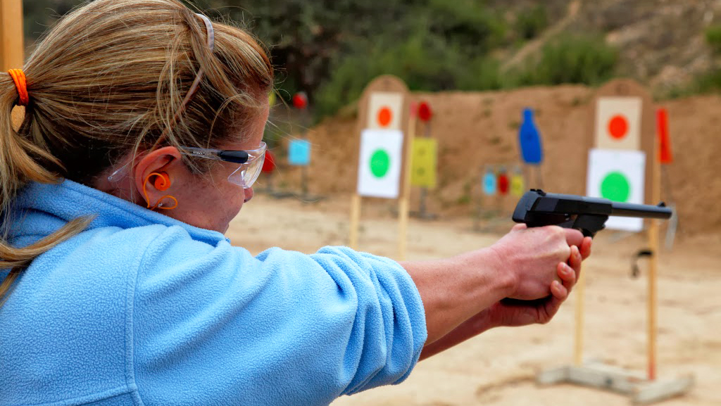Training of Female NRA Instructors Continues To Climb