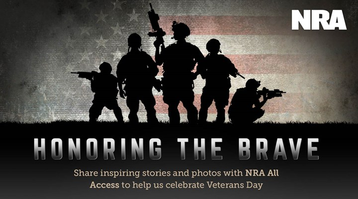 Honoring The Brave