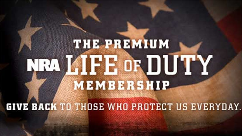NRA Membership Benefits For Our Heroes
