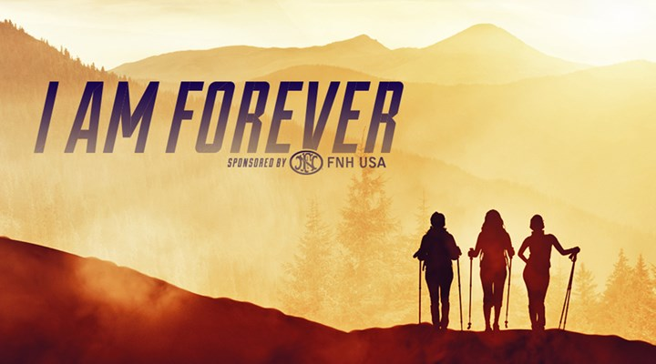 I Am Forever: A Journey to Reignite the American Spirit
