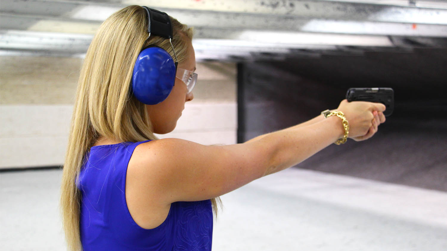 Yes, I'm a Girl and I Shoot Guns