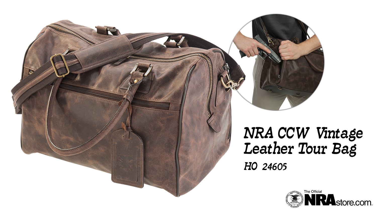 The Perfect CCW Travel Bag