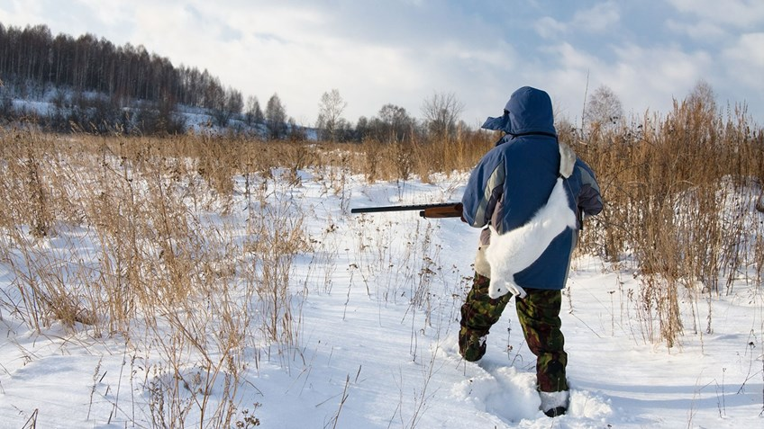 Don't let the cold cut your hunt short!
