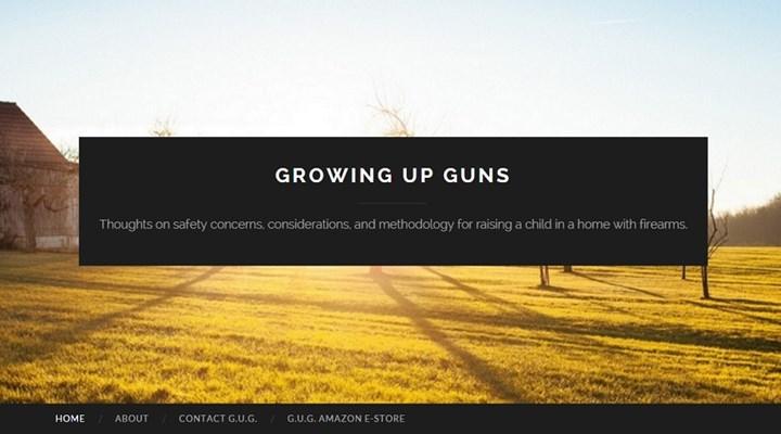 The Man Behind Growing Up Guns