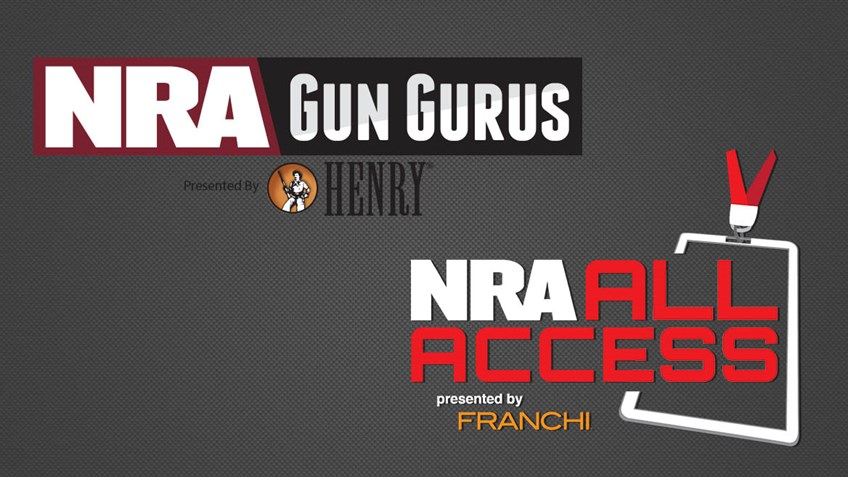 Sneak Peek at Two of Your Favorite NRA TV Shows