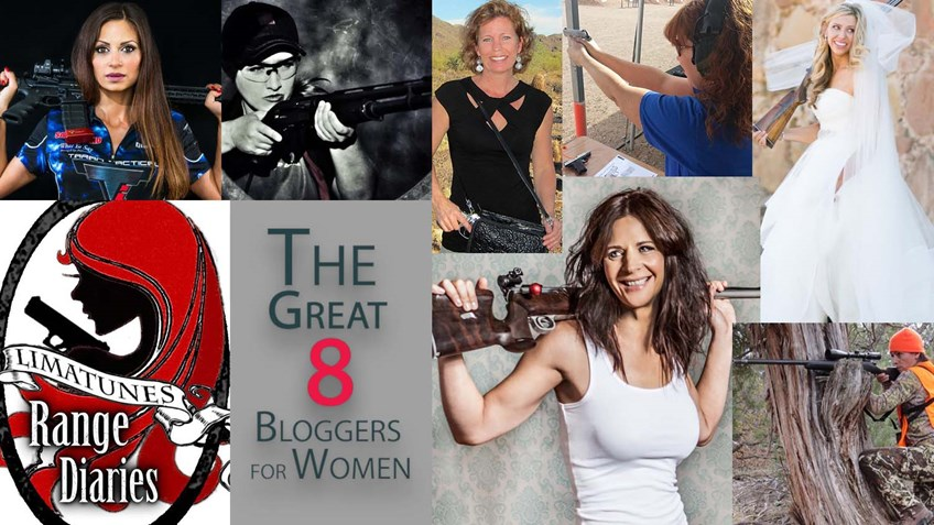 Women Who Shoot and Blog About It