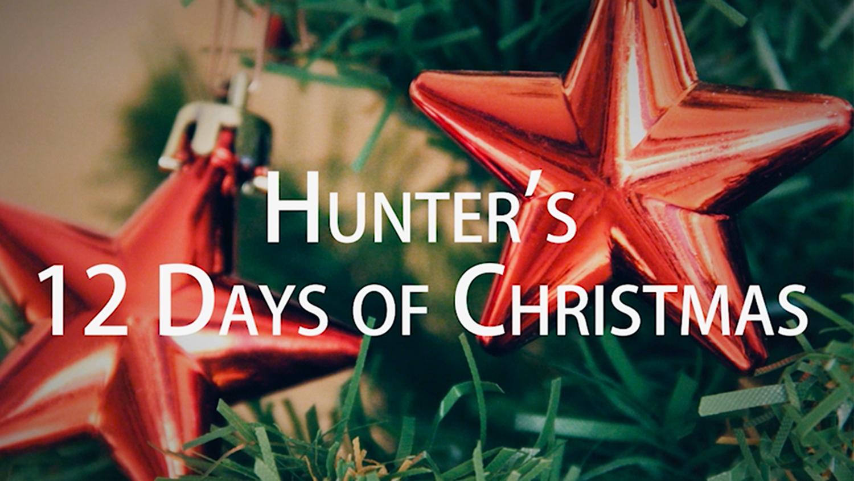 The Hunter's 12 Days of Christmas