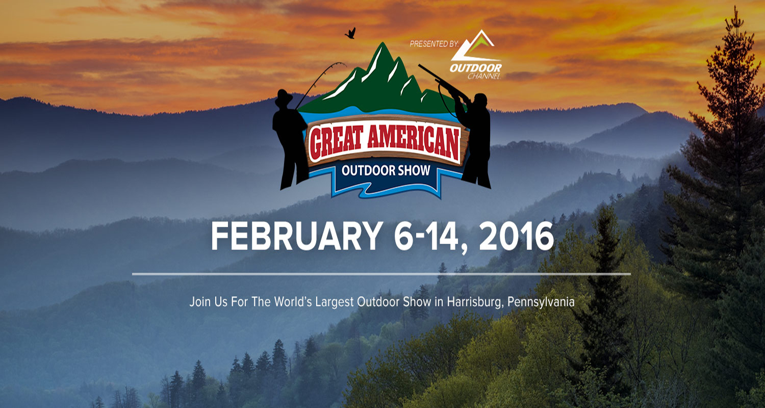 The Outdoor Show Season is Upon Us
