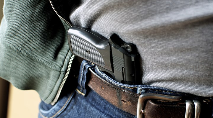 To the man I sat next to on the train: I am the gun owner you hate
