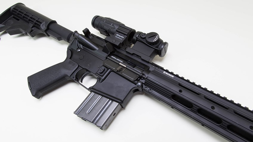 One AR's Journey to the NRA National Firearms Museum