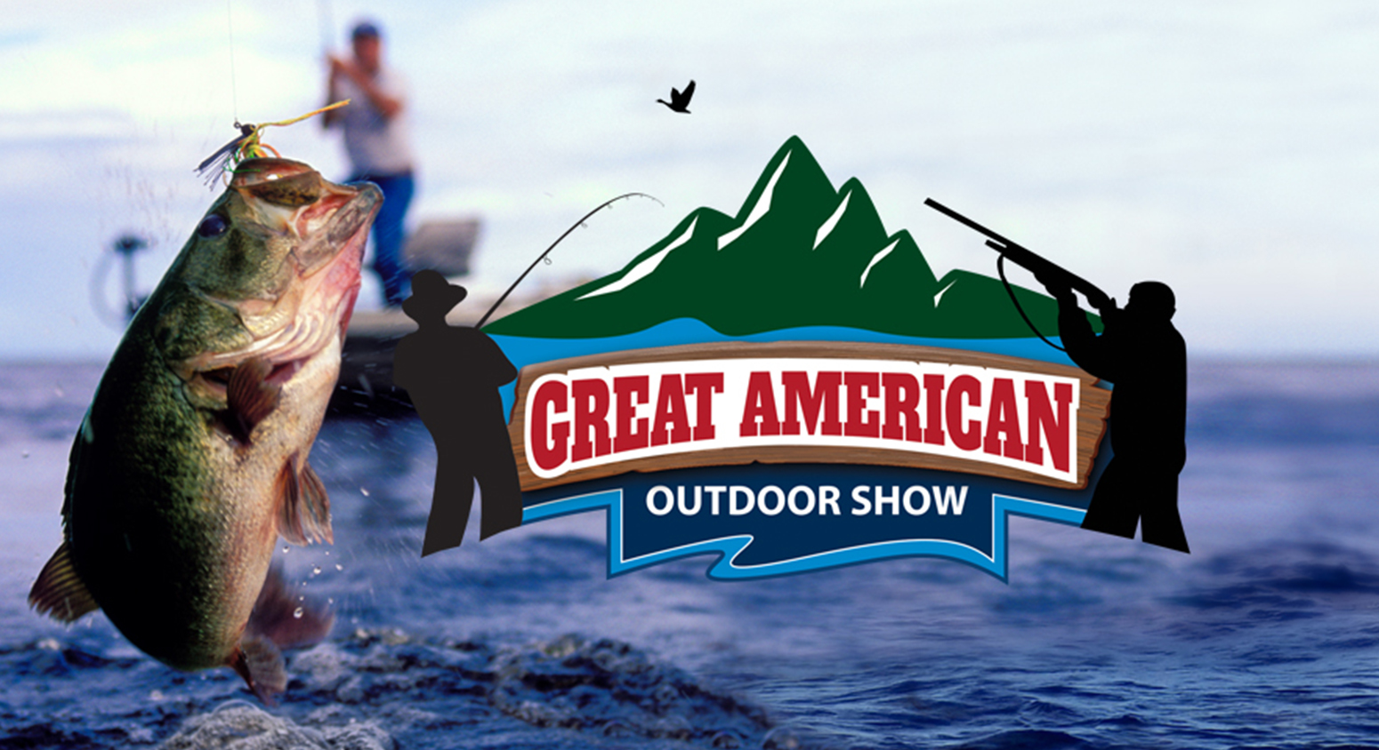 Download the Great American Outdoor Show Mobile App