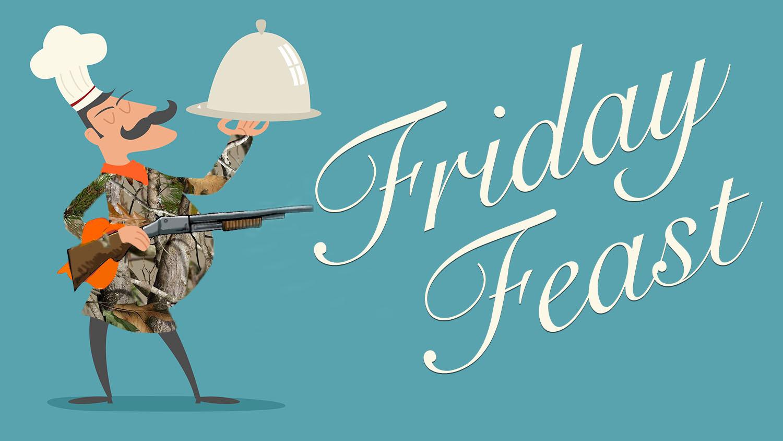 Friday Feast: Grilled Duck Fajitas