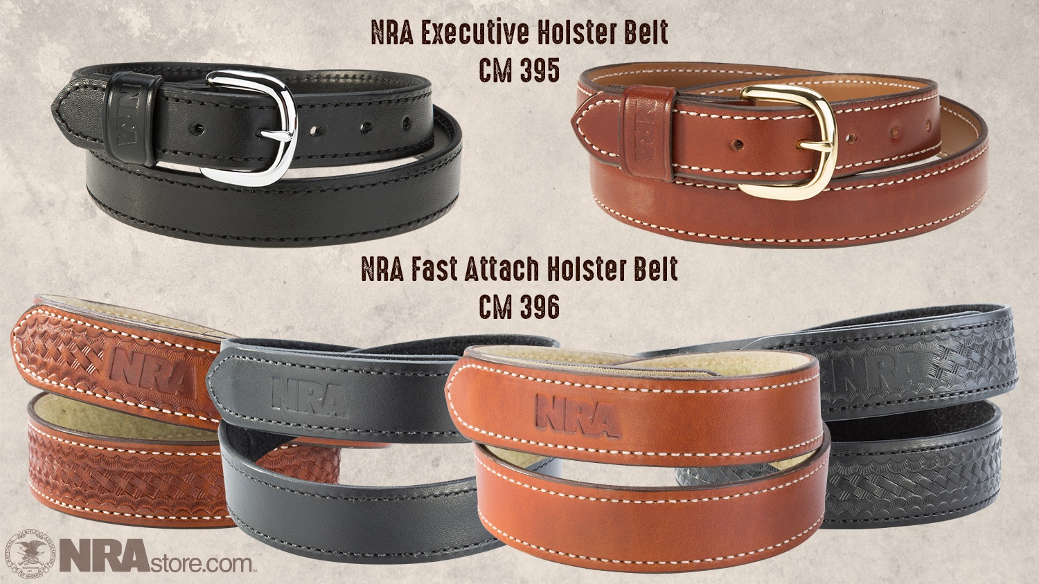 NRAStore Holster Belts