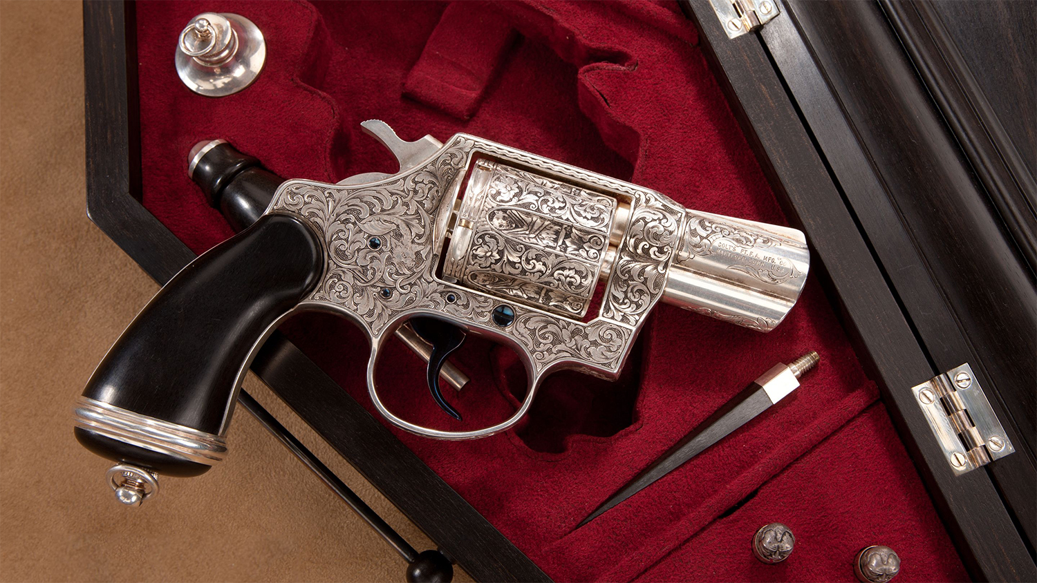 NRA Museums Guns of the Great American Outdoor Show