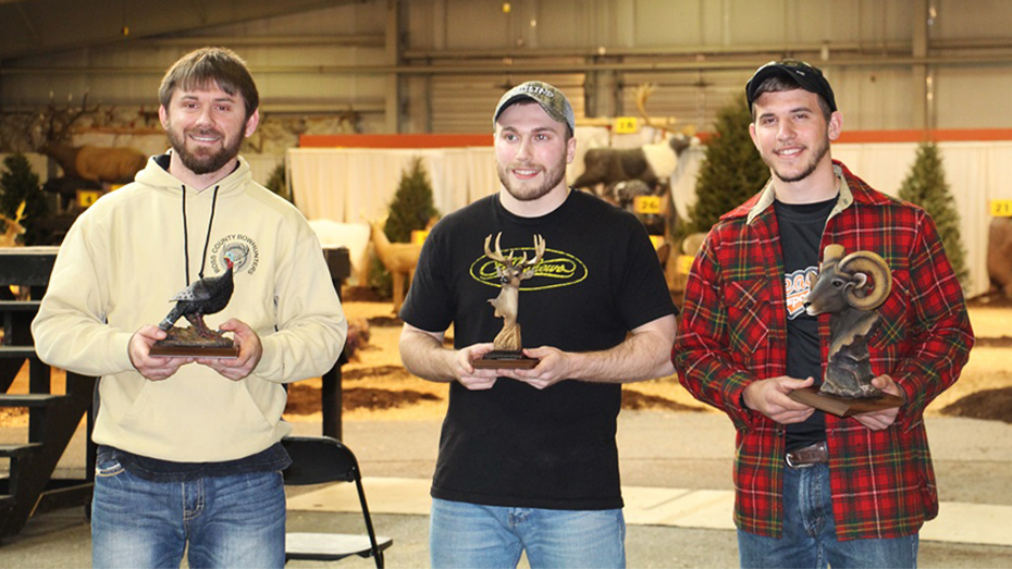 3D Bowhunters Dominate at the Great American Outdoor Show