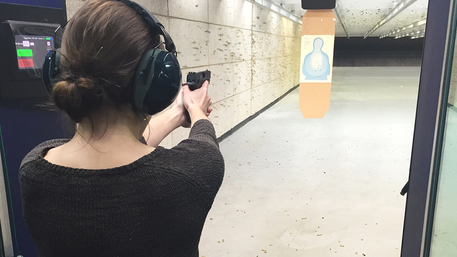 What Happened When I Took My Friend to the Range