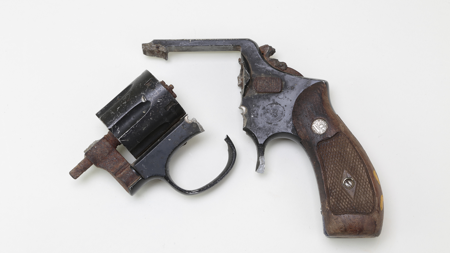 What Happened When The Air Force Tried Aluminum Revolvers?