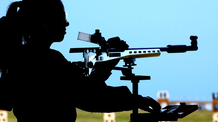 NRA Smallbore Championships Drop Woman Category