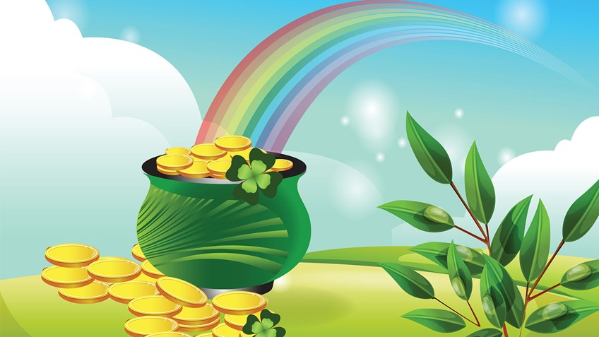 A Pot of Gold You'll Only Find at the Range