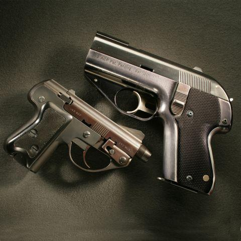 Gun of the Day: Semmerling Pistol