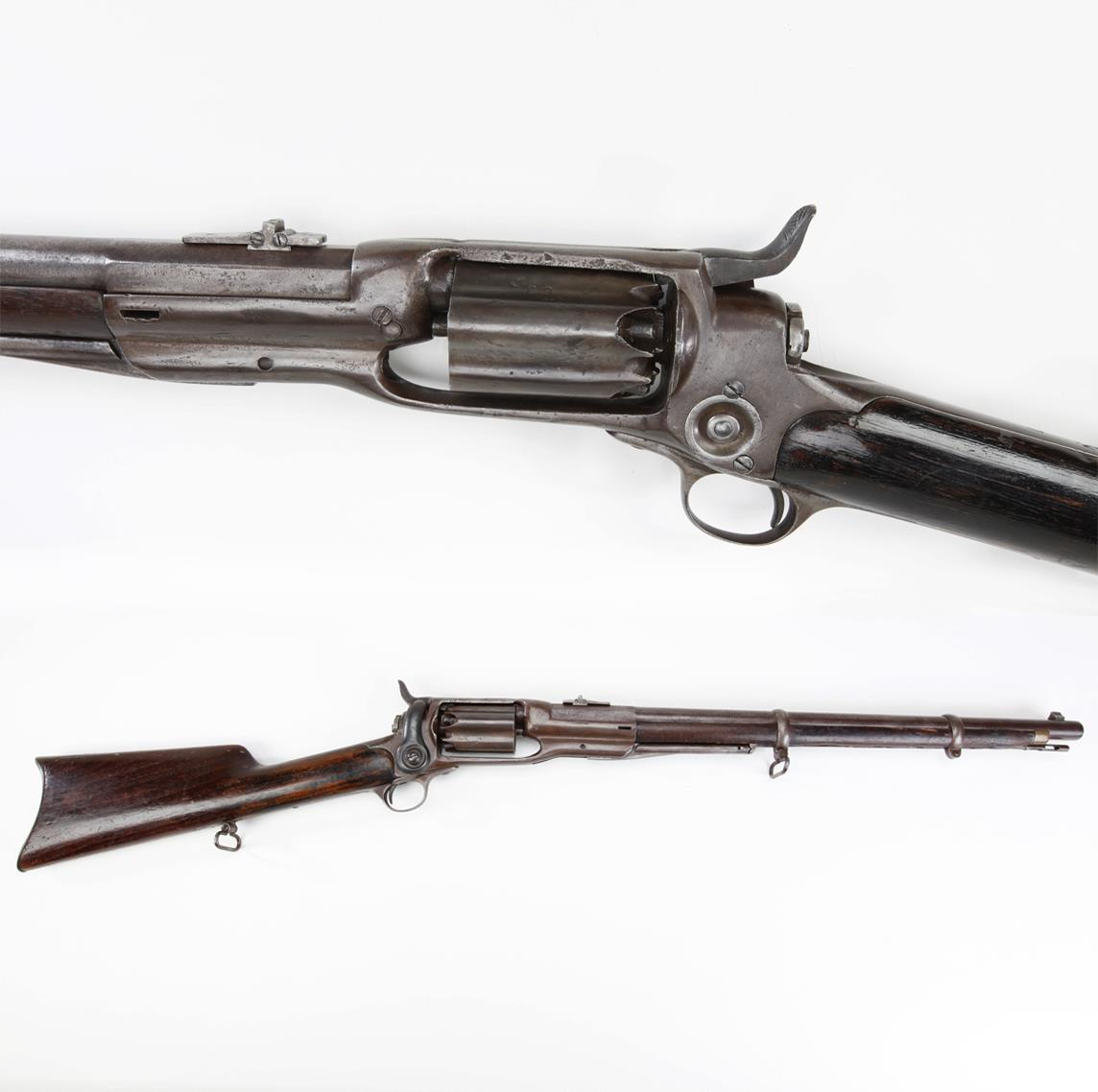 Gun of the Day: Colt Revolving Carbine