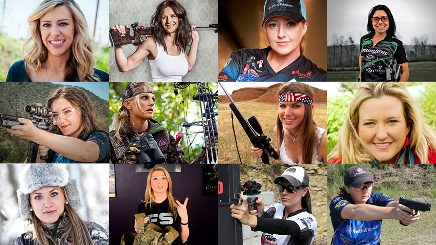 12 Women Shaping The Shooting World